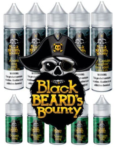 Black Beards Bounty E-Liquid
