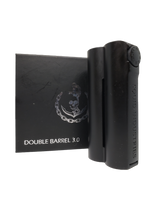 Double Barrel 3.0 150W Box Mod from Squid Industries