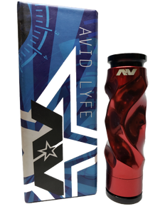 Gyre Quick Twist Red. Mechanical Mod by Avid Lyfe