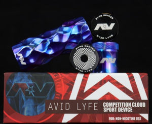 Lightning Gyre Dimple Mod w/ Lightning Captain Cap II by Avid Lyfe