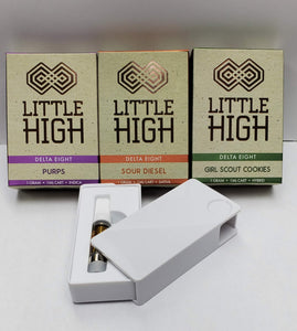 LITTLE HIGH DELTA 8 CARTRIDGE