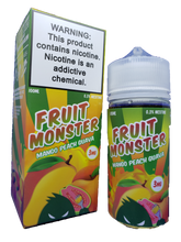Load image into Gallery viewer, Fruit Monster E-Liquid - Delicious Fruity Flavors by Jam Monster
