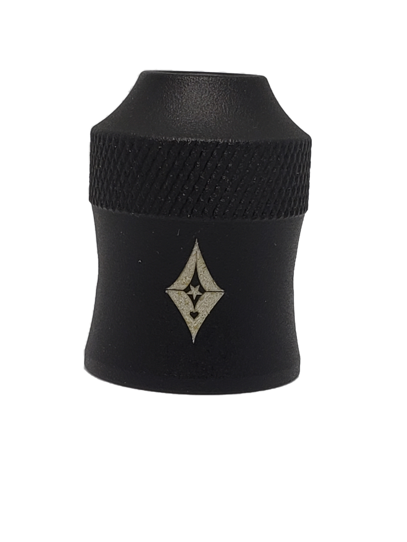 Black Modfather Cap by Avid Lyfe