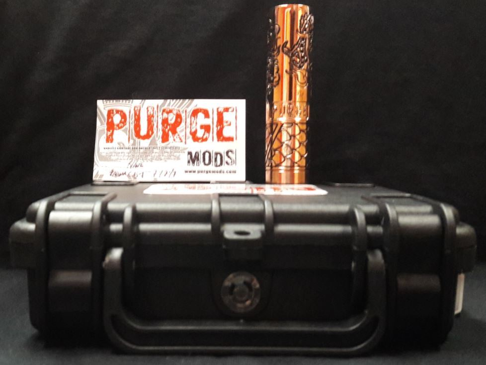 "Purge Mod ""KARMA"" Hagermann Designs - Copper"