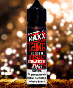 MAXX ULTRA SUB-OHM SALTS