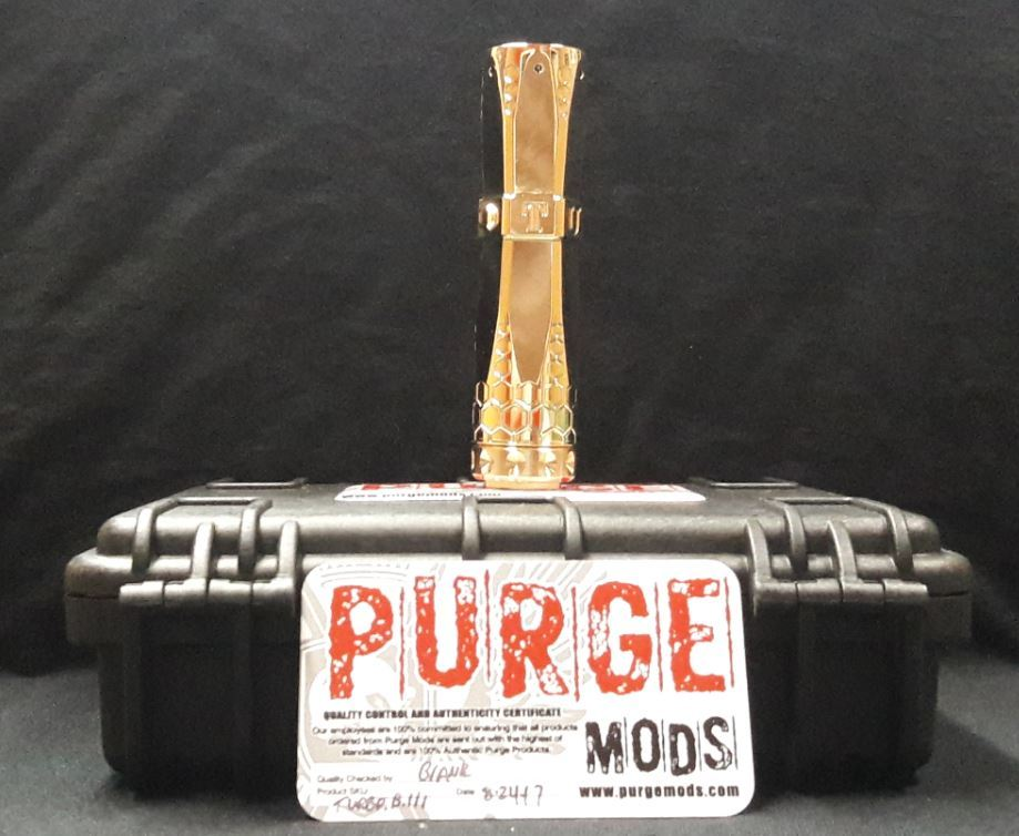 Turbo 20700 Mechanical MOD by Purge Mods