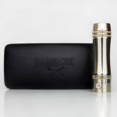 Brizo 21700 Stainless Mechanical Mod - by Broadside Mods