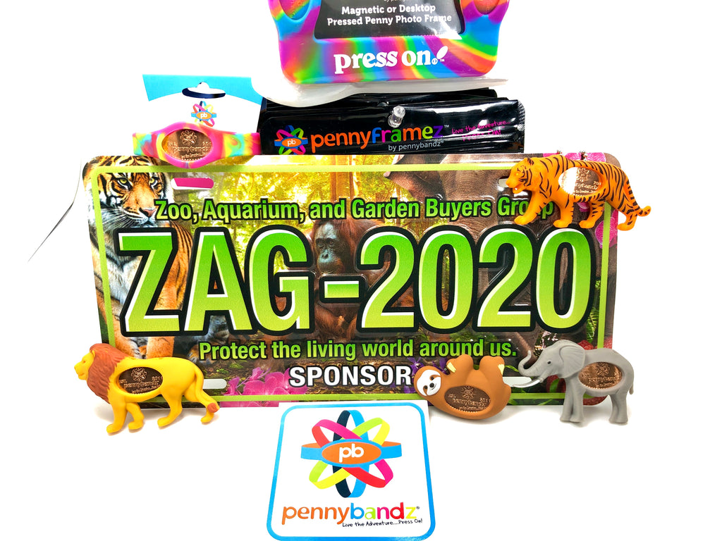 Pennybandz, LLC  is now a proud members of ZAG!!!!