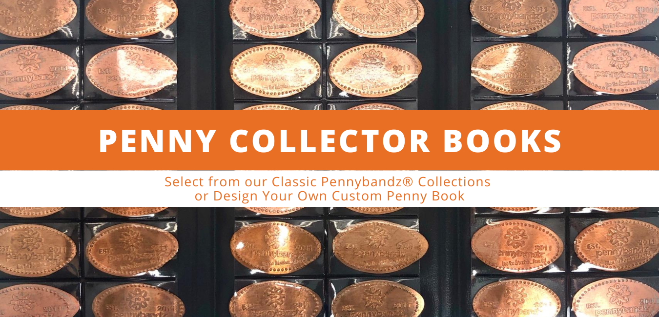 Pressed Penny Book