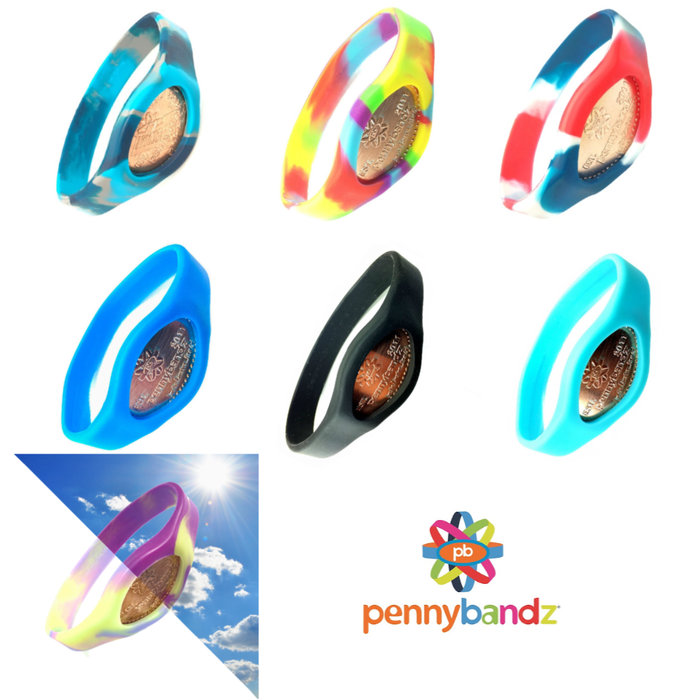 Adult Size Pennybandz Wristbands - Order in increments of 5 only