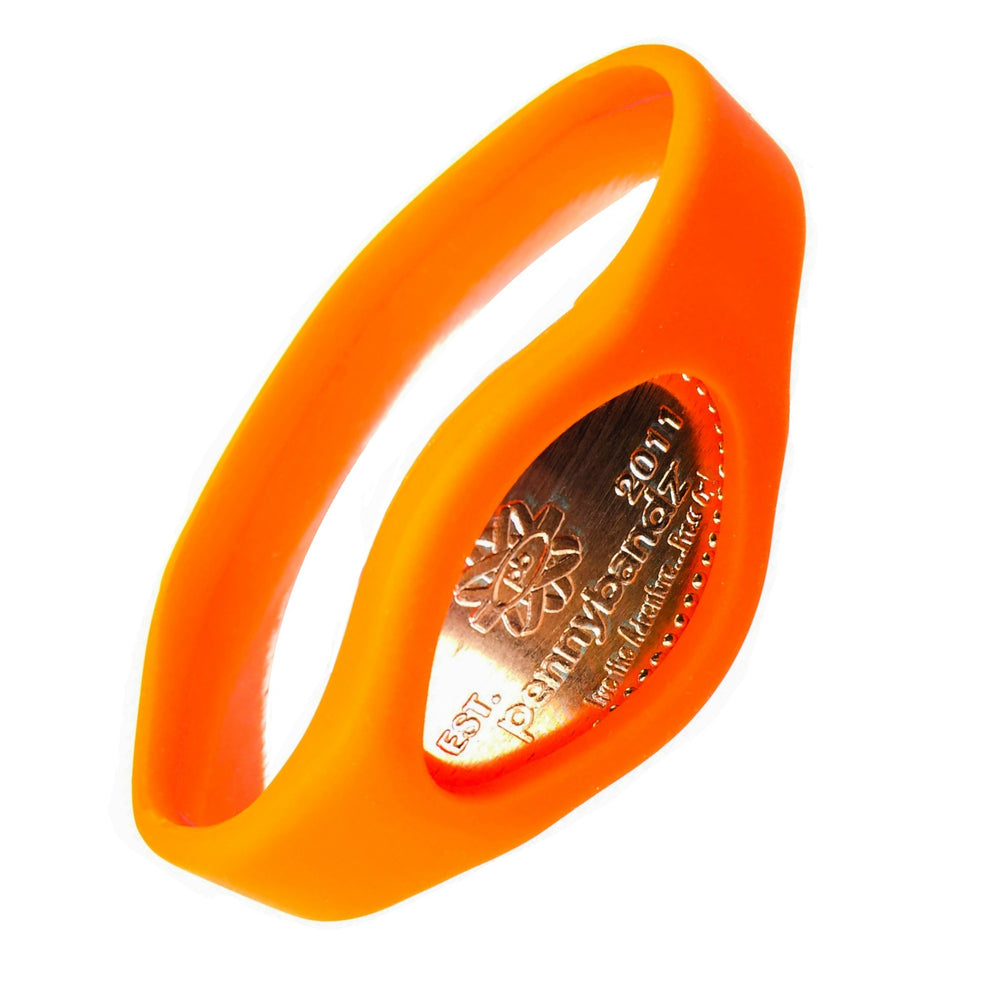 Youth Size Pennybandz Wristbands - sold in bundles of 5 - unit cost $2.50