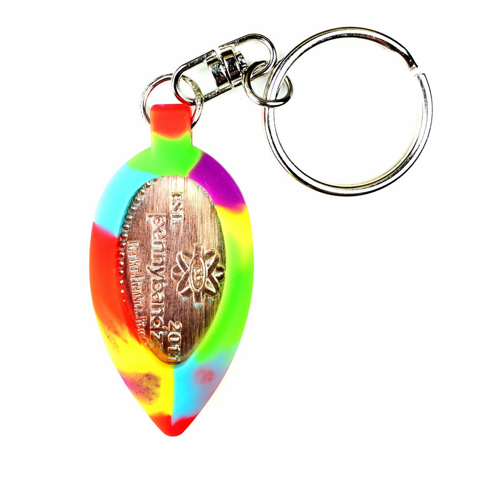 Pennybandz Pressed Penny Keychains - Order in increments of 5 only
