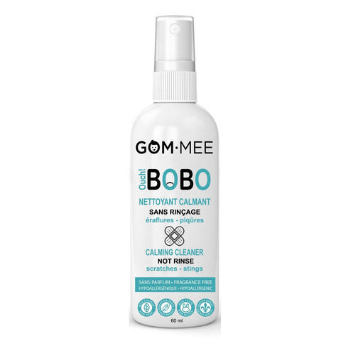 Ouch! Bobo nettoyant antimicrobien sans rinçage, Gom-mee