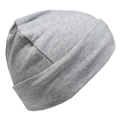 Tuque de coton ultra stylée, modèle Boston, L&P Apparel, gris