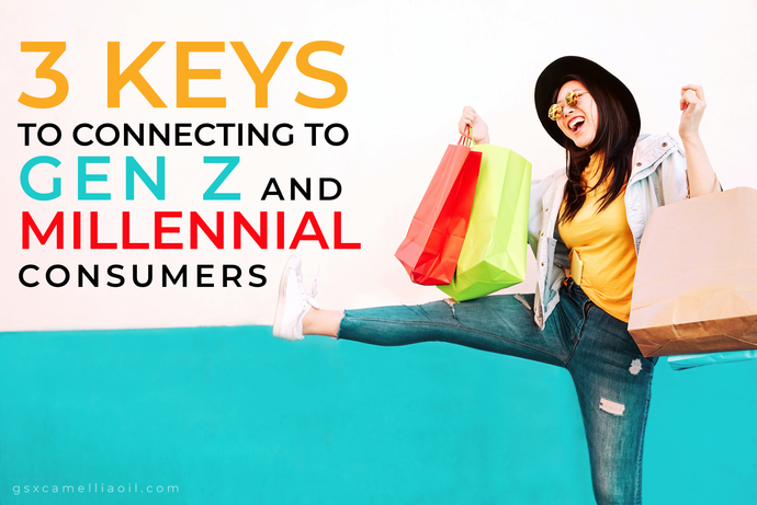 3 Keys to Connect your Beauty Brand with Gen Zers & Millennials