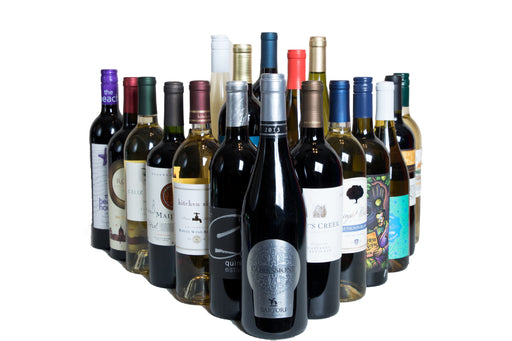 Groupon - 18 Pack of Premium Wine Black Friday - Wine on Sale