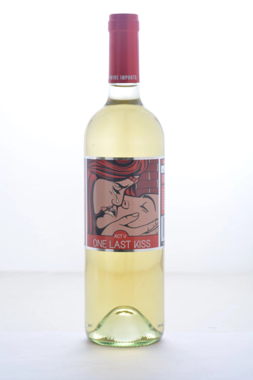 Act V One Last Kiss Pinot Grigio 2015 - 750 ML - Wine on Sale