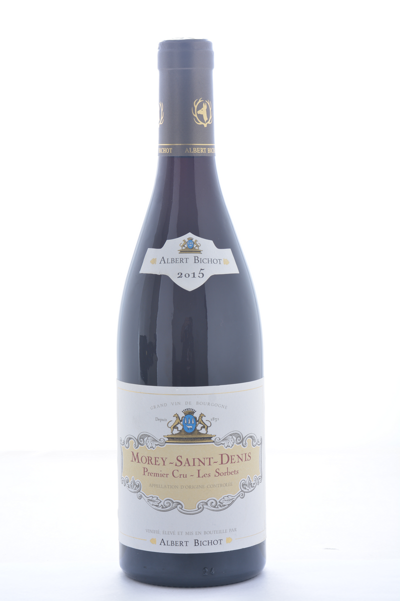 Albert Bichot Morey-St-Denis Les Sorbets Premier Cru 2015 - 750 ML - Wine on Sale