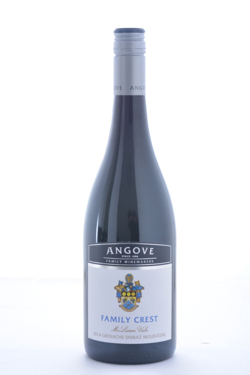 Angove Family Winemakers Shiraz Family Crest 2014 - 750 ML - Wine on Sale