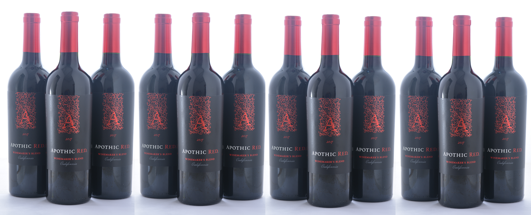 Groupon Apothic Red Blend Wine - 18 Pack - Wine on Sale