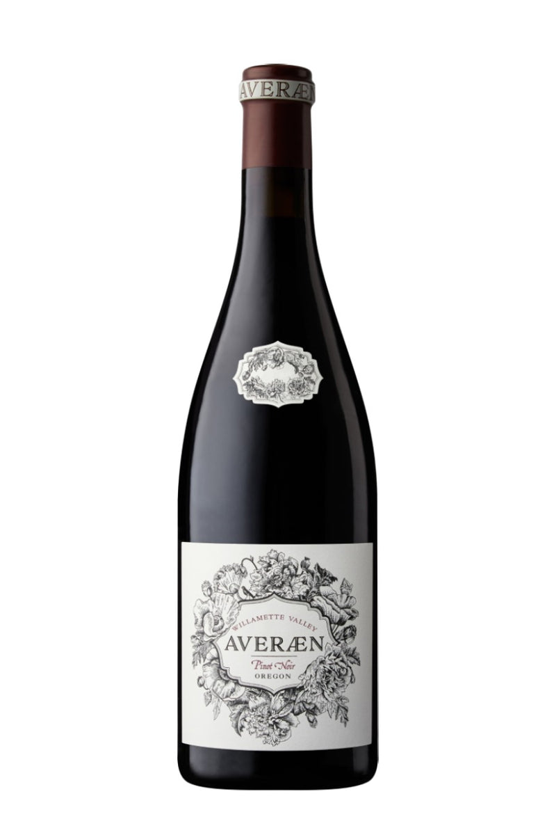 Averaen Willamette Valley Pinot Noir 2019 - 750 ML - Wine on Sale