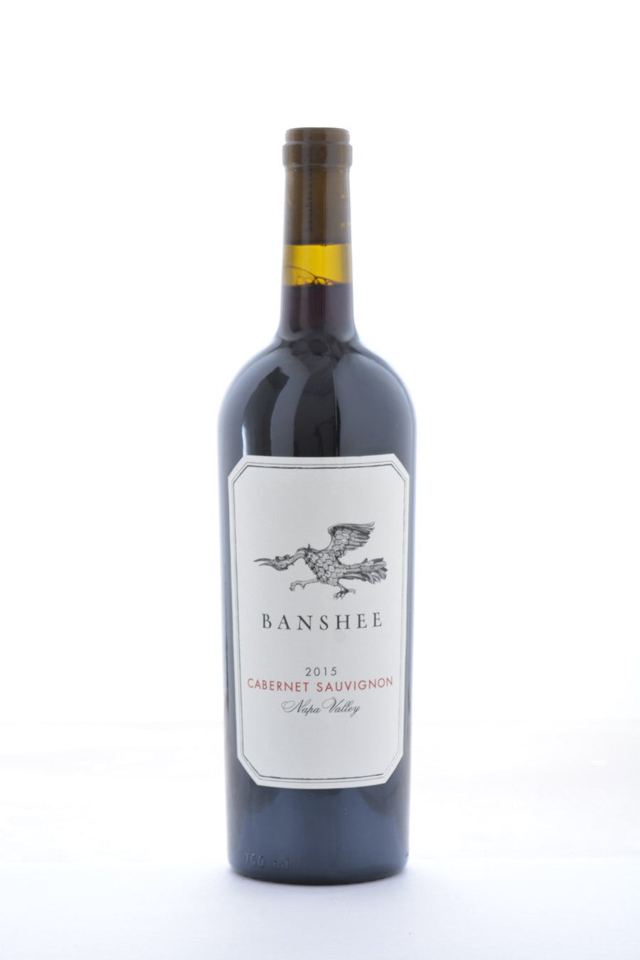 Banshee Cabernet Sauvignon 2015 - 750 ML - Wine on Sale