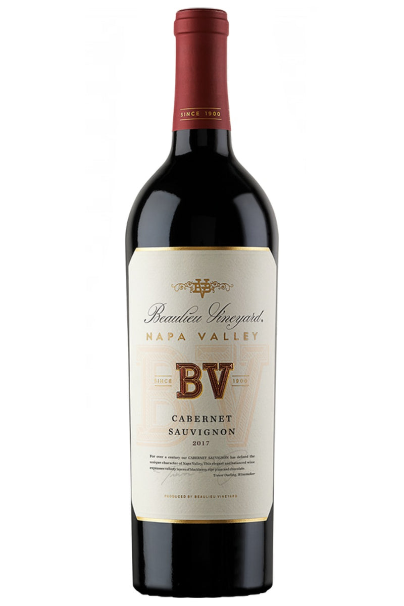 Beaulieu Vineyard Napa Valley Cabernet Sauvignon 2017 - 750 ML