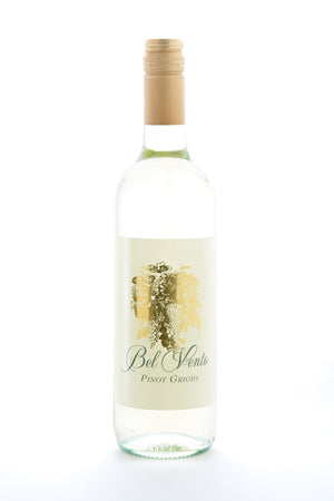 Bel Vento Pinot Grigio 2017 - 750ML - Wine on Sale