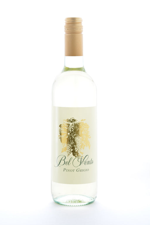 Bel Vento Pinot Grigio 2017 - 750 ML - Wine on Sale