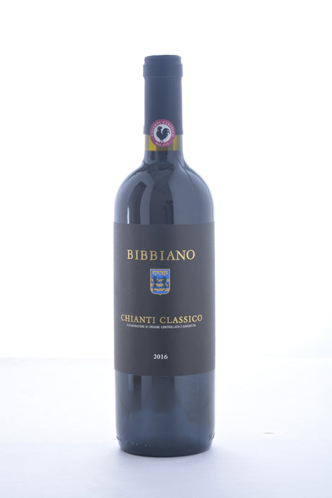 Bibbiano Chianti Classico 2016 - 750 ML - Wine on Sale
