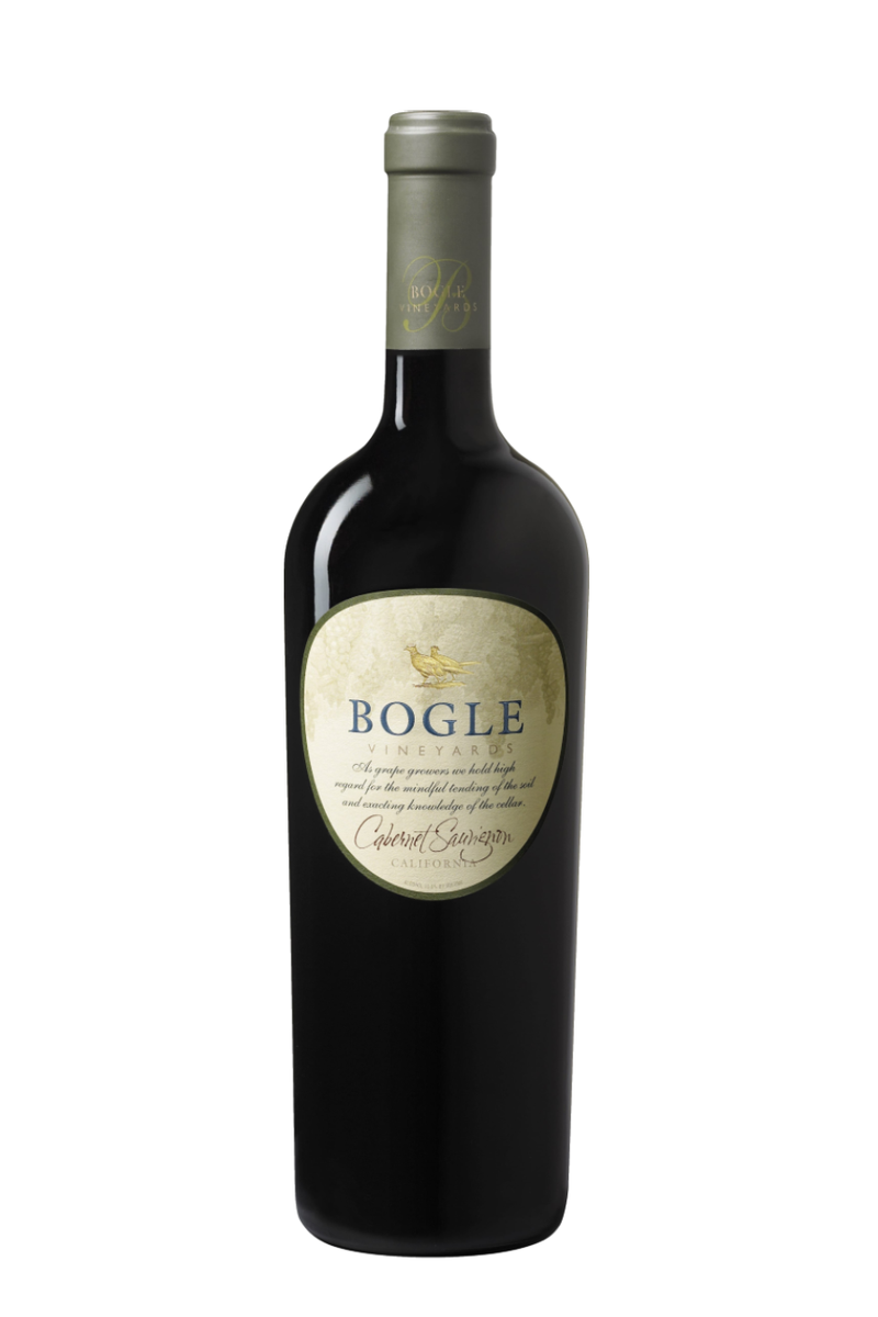 Bogle Vineyards Cabernet Sauvignon 2018 - 750 ML - Wine on Sale