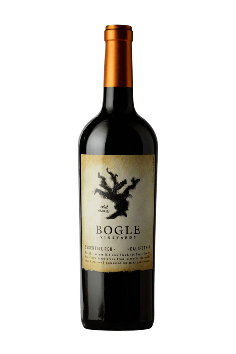 Bogle Vineyards Essential Red 2017 - 750 ML - Wine on Sale