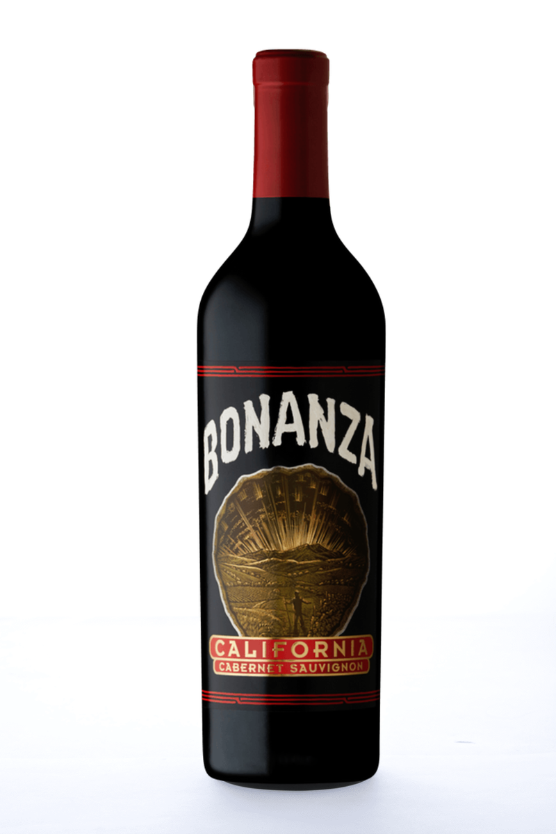 Bonanza Wine Cabernet Sauvignon Lot 3 - 750 ML