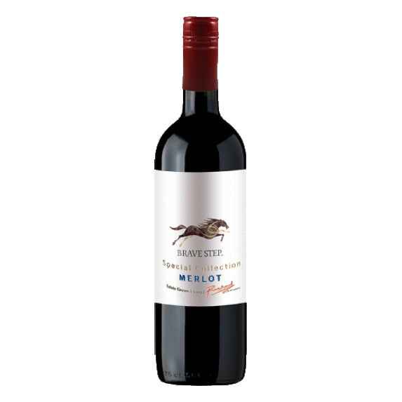 Brave Step Special Collection Merlot 2019 - 750 ML