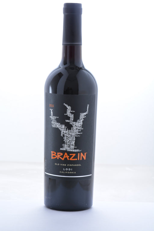 Brazin Old Vine Lodi Zinfandel 2016 - 750 ML - Wine on Sale