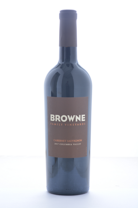 Browne Family Vineyards Cabernet Sauvignon 2017 - 750 ML - Wine on Sale
