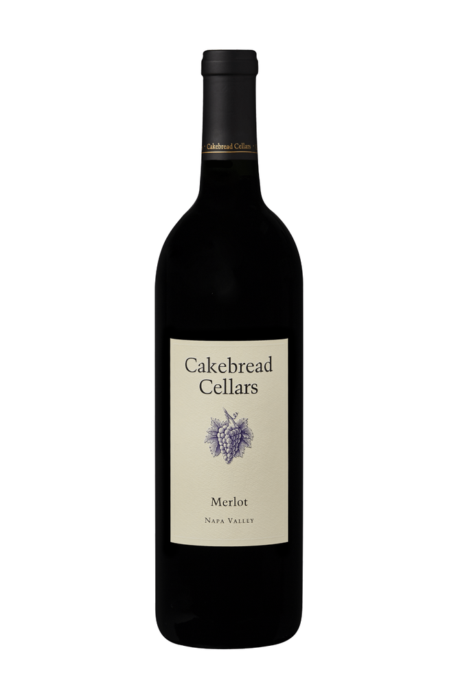 Cakebread Cellars Merlot 2016 - 750 ML - Wine on Sale