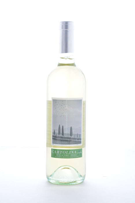 Cartolina Pinot Grigio 2016 - 750 ML - Wine on Sale