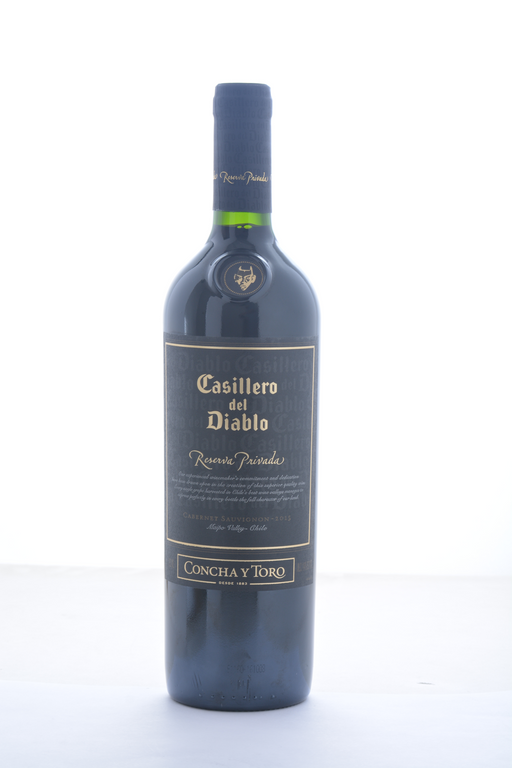 Casillero del Diablo Reserva Privada Cabernet Sauvignon 2015 - 750 ML - Wine on Sale