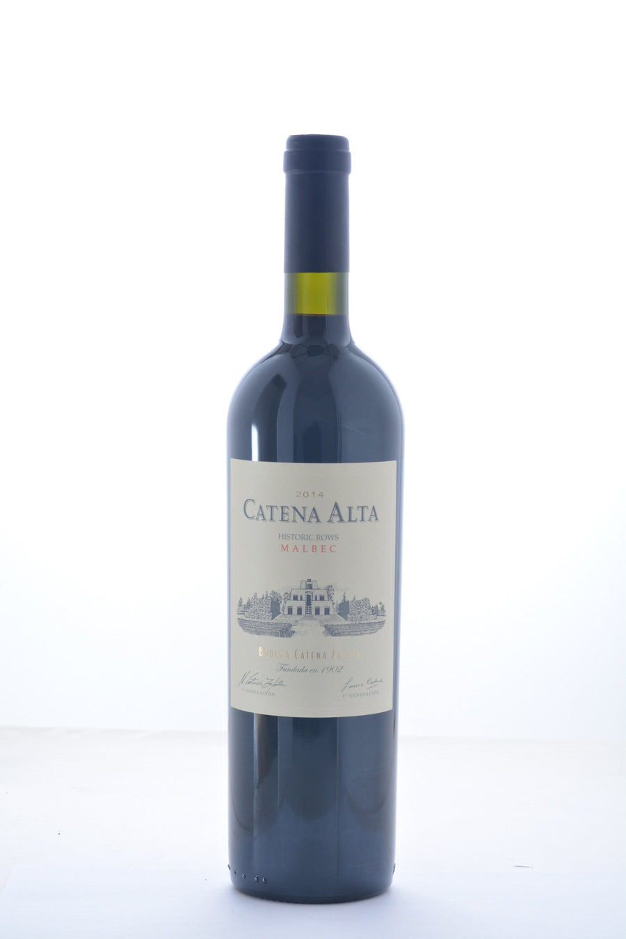 Catena Alta Malbec 2014 - 750 ML - Wine on Sale