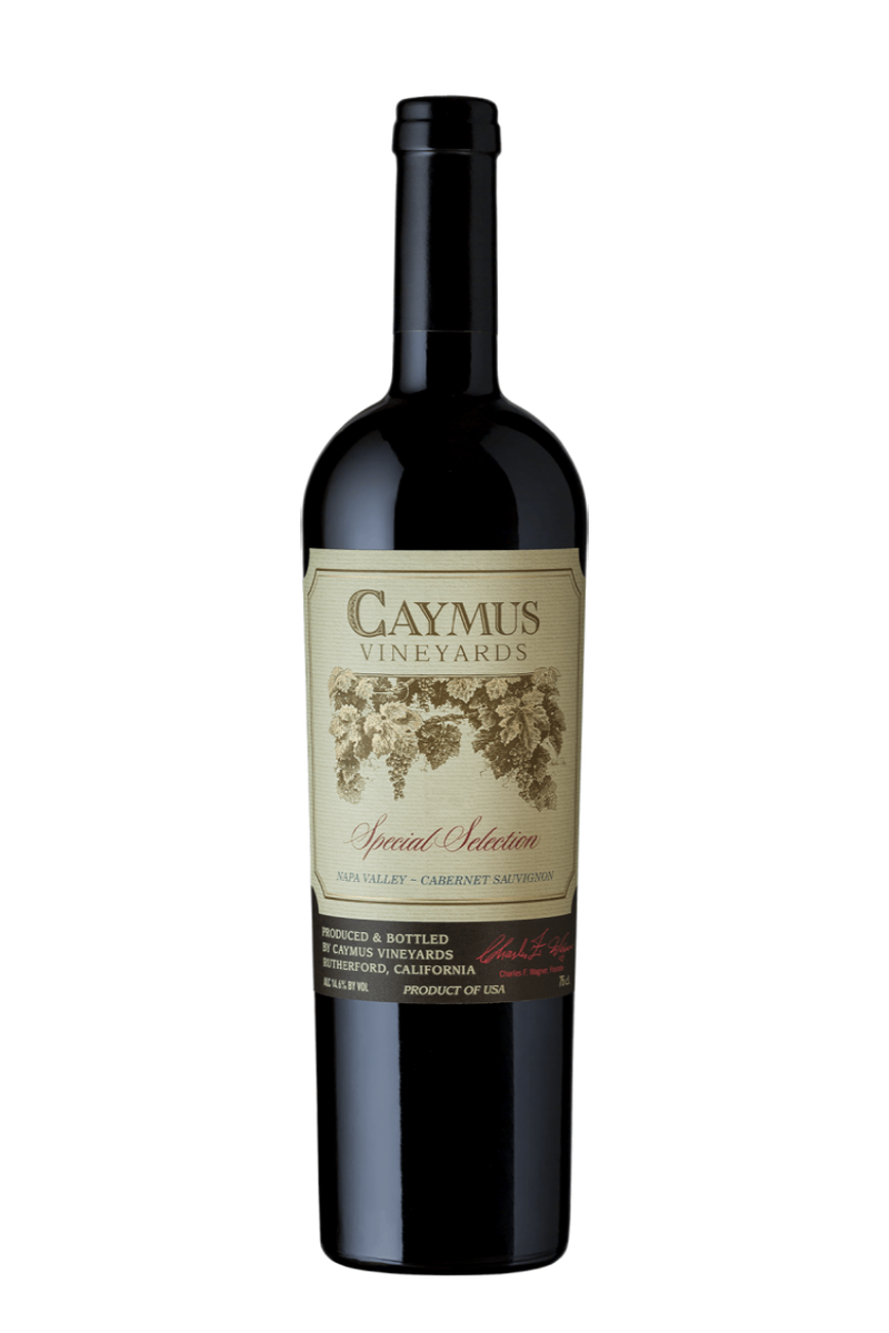 Caymus Special Selection Cabernet Sauvignon 2016 - 750 ML