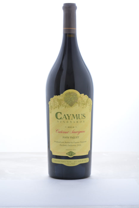Caymus Napa Valley Cabernet Sauvignon 2016 - 1.5L - Wine on Sale
