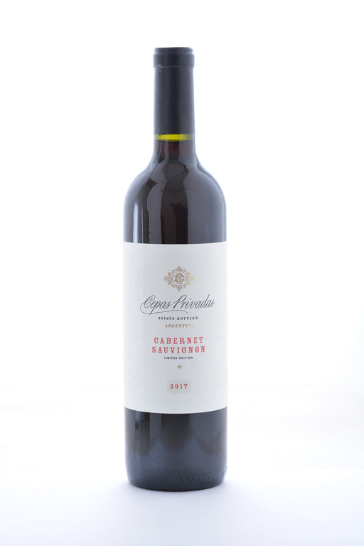 Cepas Privadas Cabernet Sauvignon 2017 - 750 ML - Wine on Sale