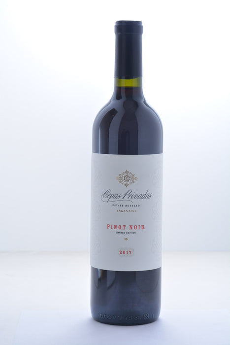 Cepas Privadas Pinot Noir 2017 - 750 ML - Wine on Sale