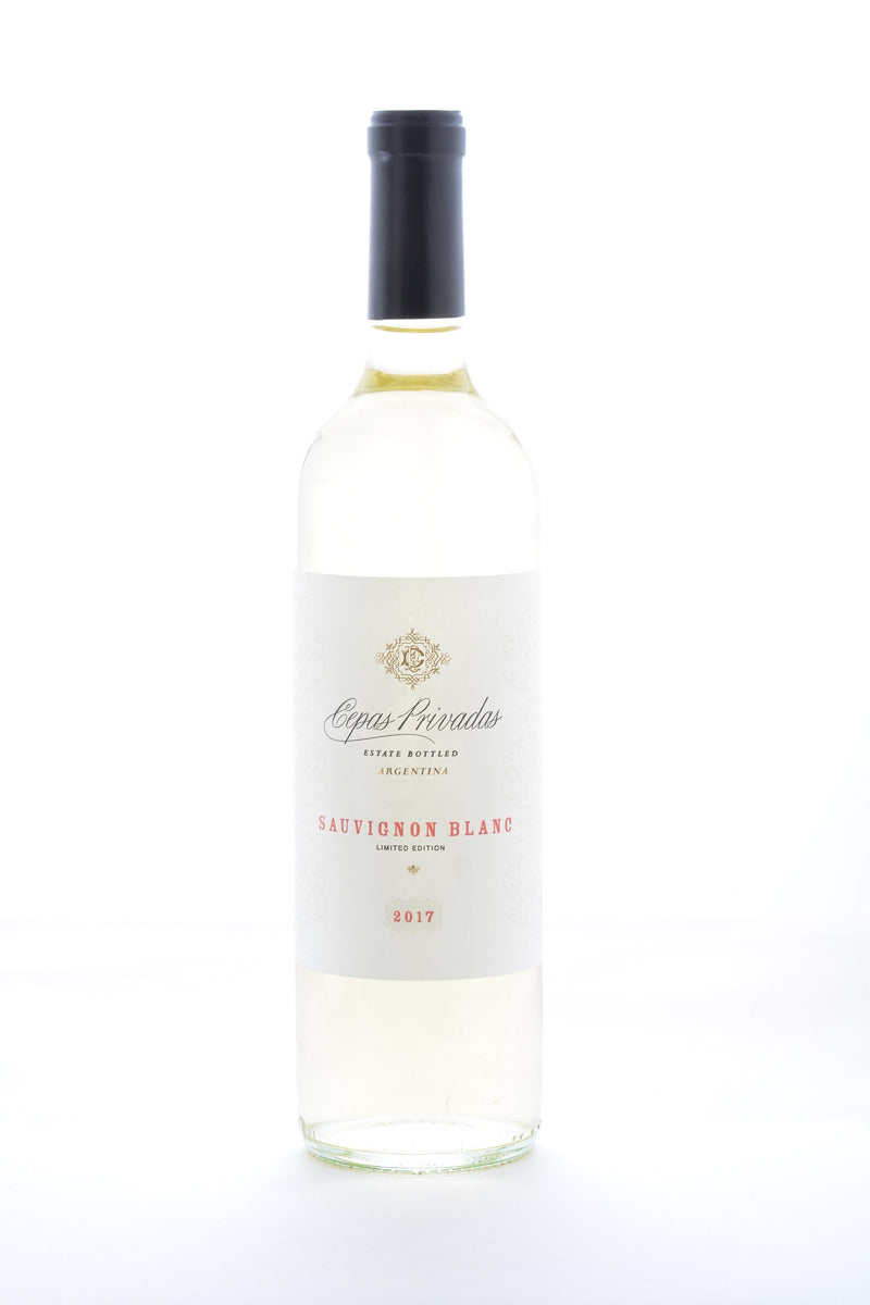 Cepas Privadas Sauvignon Blanc 2017 - 750 ML - Wine on Sale