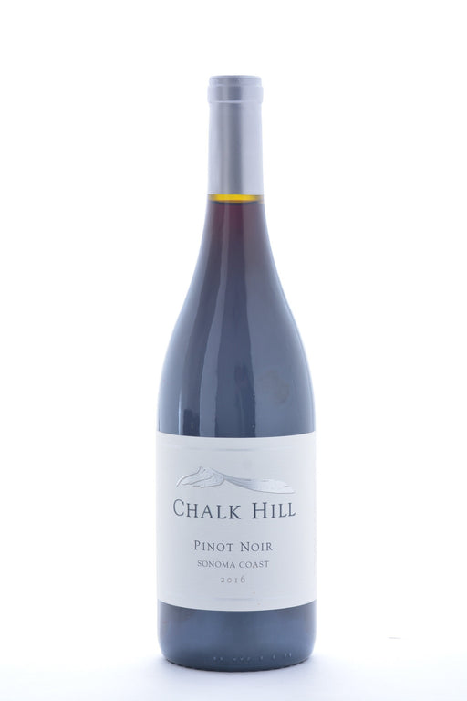 Chalk Hill Sonoma Coast Pinot Noir 2016 - 750 ML - Wine on Sale