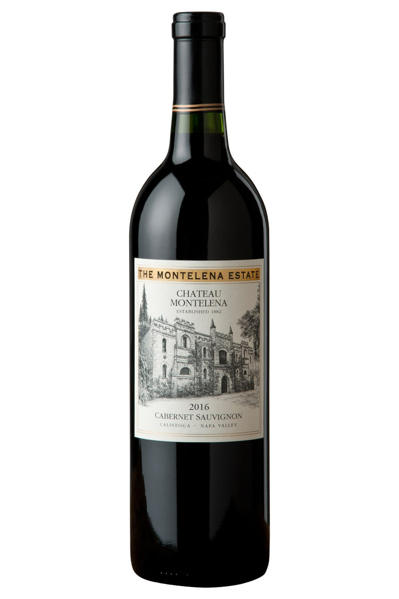 Chateau Montelena Estate Cabernet Sauvignon 2016 - 750 ML