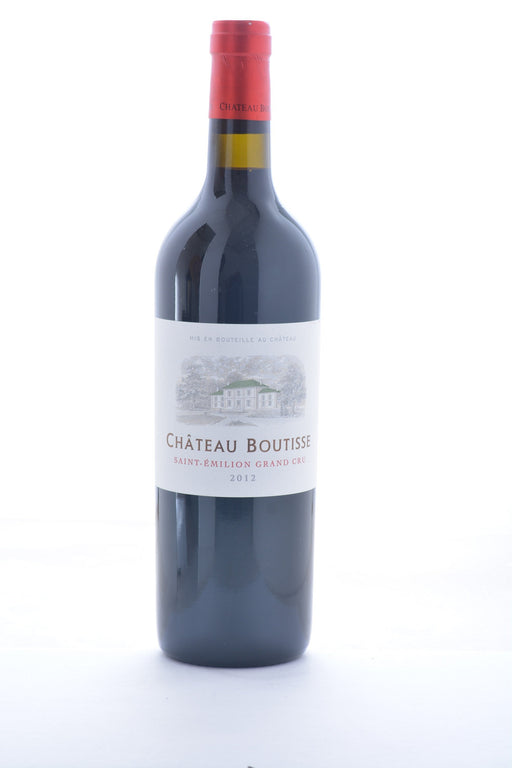 Chateau Boutisse Saint Emilion Grand Cru Bordeaux 2012 - 750 ML - Wine on Sale