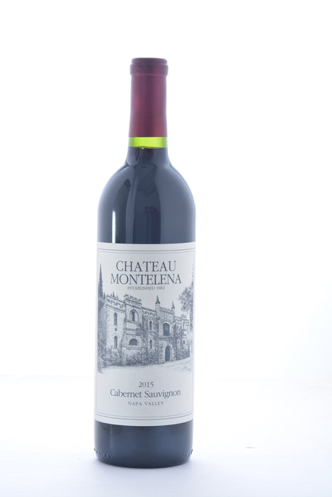 Chateau Montelena Napa Valley Cabernet Sauvignon 2016 - 750 ML - Wine on Sale
