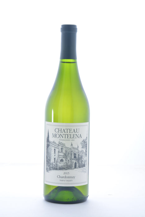Chateau Montelena Napa Valley Chardonnay 2016 - 750 ML - Wine on Sale